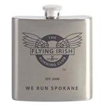Flying Irish Running Club Flask