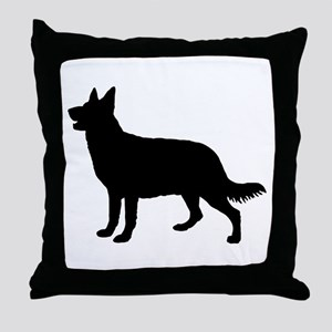 Dog, Perro, Chien, Hund, Cane Throw Pillow