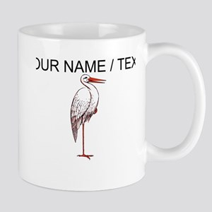Custom Great Heron Mug