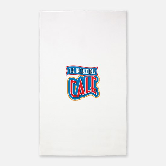 The Incredible Cale 3'x5' Area Rug