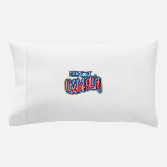 The Incredible Camren Pillow Case