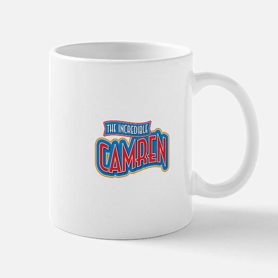 The Incredible Camren Mug