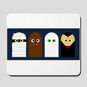 Halloween! Mousepad