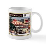 1965 World's Fair Carousel Park Mug