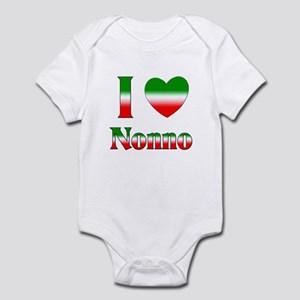 I Love Nono Infant Bodysuit