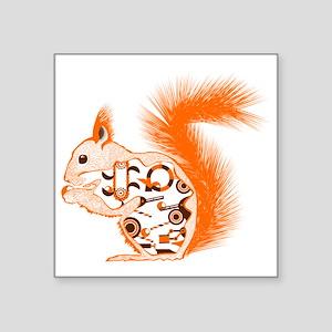 Nuts about Squirrels Sticker