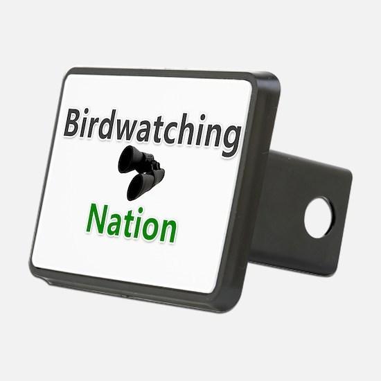 Birdwatcher Nation fan wear! Hitch Cover