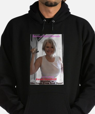Film Poster - She Came From Next Door Hoodie