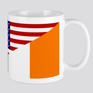 Irish American Flag Mug