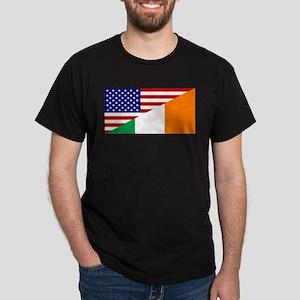 Irish American Flag T-Shirt