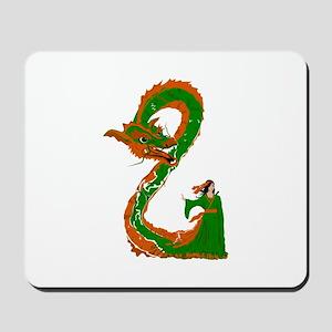Dragon Lady Mousepad
