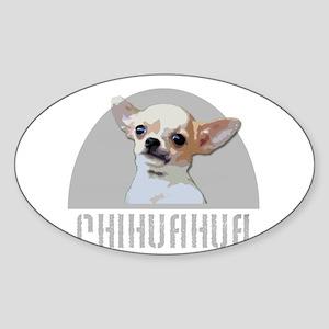 Chihuahua dog Sticker