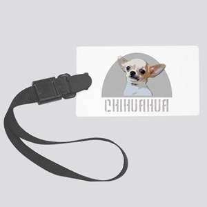 Chihuahua dog Luggage Tag