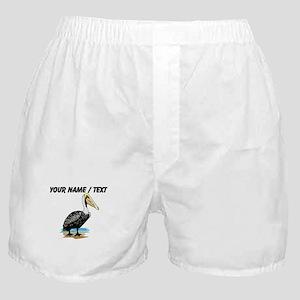 Custom Pelican Boxer Shorts