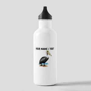 Custom Pelican Water Bottle