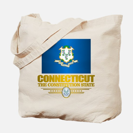 Connecticut Pride Tote Bag