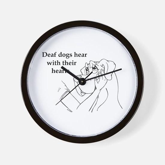 Hear hearts Wall Clock