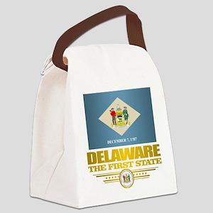 Delaware Pride Canvas Lunch Bag