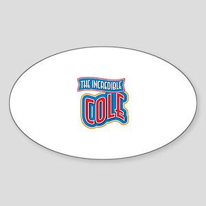 The Incredible Cole Sticker
