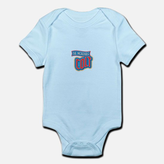 The Incredible Colt Body Suit