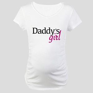 Daddys Girl Maternity T-Shirt