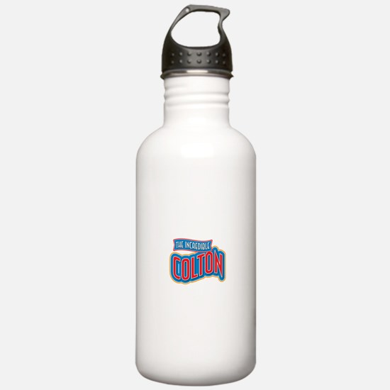 The Incredible Colton Water Bottle
