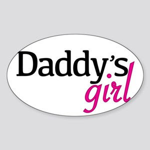Daddys Girl Sticker