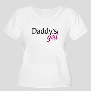 Daddys Girl Plus Size T-Shirt