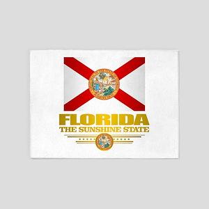 Florida Pride 5'x7'Area Rug
