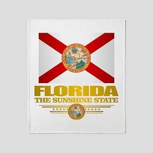 Florida Pride Throw Blanket