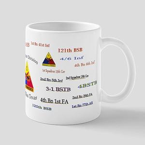 1st AR DIV GROUP Mug