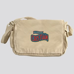 The Incredible Cristian Messenger Bag