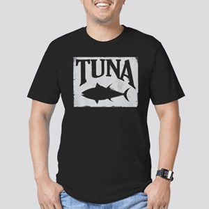Weathered/Grunge Tuna T-Shirt