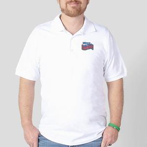The Incredible Damian Golf Shirt