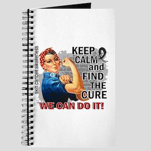Rosie Keep Calm Skin Cancer Journal