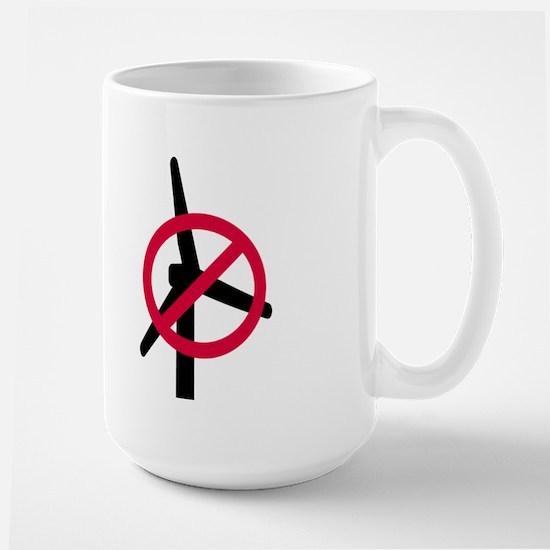 Get the Facts Large Mug