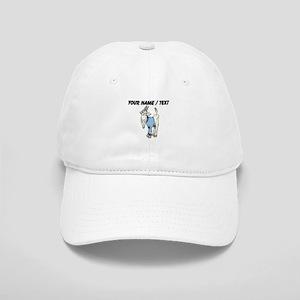 Custom Cartoon Goat Baseball Cap