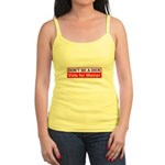 Don't Be a Dick Vote for Weiner Jr. Spaghetti Tank