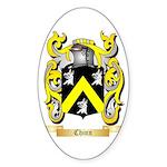 Chinn Sticker (Oval 10 pk)