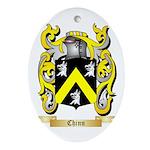 Chinn Ornament (Oval)