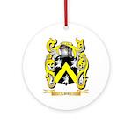 Chinn Ornament (Round)