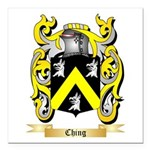 Ching Square Car Magnet 3