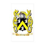 Ching Sticker (Rectangle 10 pk)