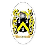Ching Sticker (Oval)