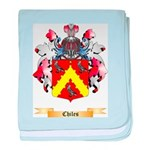 Chiles baby blanket