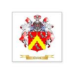 Chiles Square Sticker 3