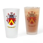 Chiles Drinking Glass