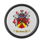 Chiles Large Wall Clock