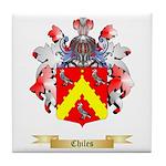 Chiles Tile Coaster