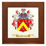 Chiles Framed Tile
